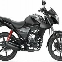 Honda Cb Twister Colour Black