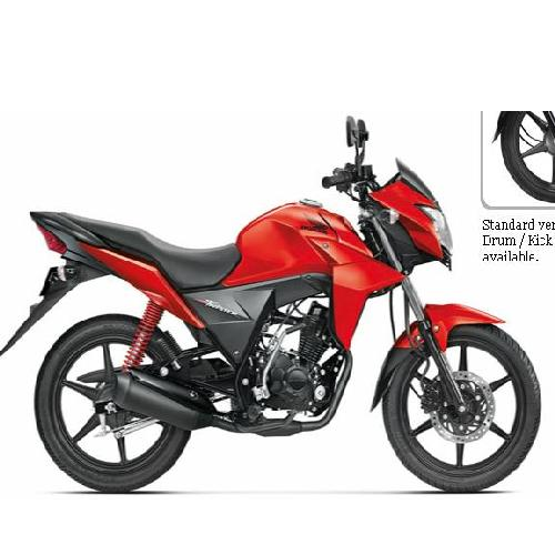 Honda Cb Twister Colour Sports Red