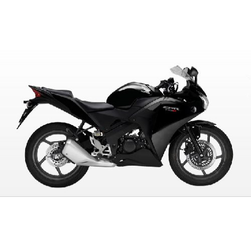 Honda Cbr125r Colour Black