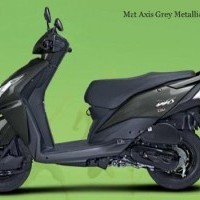 Honda Dio 100cc Colour Black