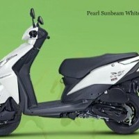 Honda Dio 100cc Colour White