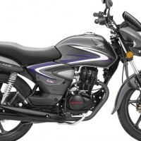 Honda Cb Shine 2016 Color Geny Grey Metallic