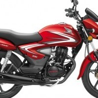 Honda Cb Shine 2016 Color Imperial Red Metallic