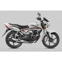 Honda Cb Shine 2017 Colour Pearl Amazing White