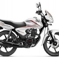 Honda Shine Colour Force Silver Metallic