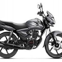 Honda Shine Colour Geny Grey Metallic