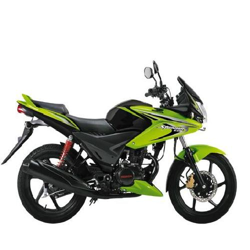 Honda Stunner Colour Green