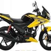 Honda Stunner Colour Yellow