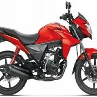 Honda Twister Colour Sports Red