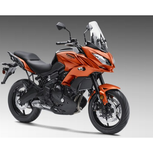 Kawasaki Bajaj Versys 650 Colour Candy Matte Orange