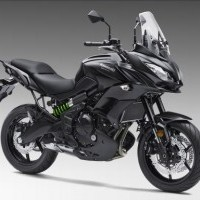 Kawasaki Bajaj Versys 650 Colour Metallic Matte Carbon Gray