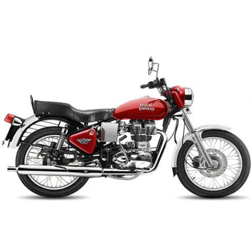 Royal Enfield Bullet 350 Twinspark 4