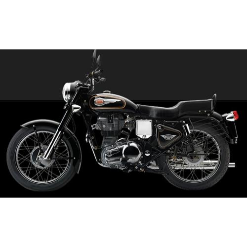 Royal Enfield Bullet 350 Twinspark Colour Black