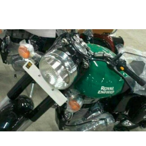 Royal Enfield Bullet Classic Color Green