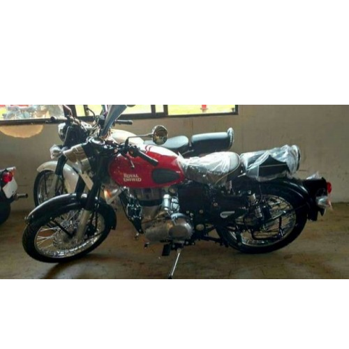 Royal Enfield Bullet Classic Color Red
