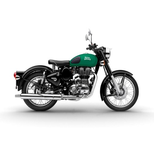 Royal Enfield Bullet Classic Color Redditch Green