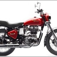 Royal Enfield Bullet Electra Twinspark Colour Red