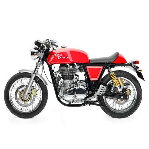 Royal Enfield Continental Gt Colour Red