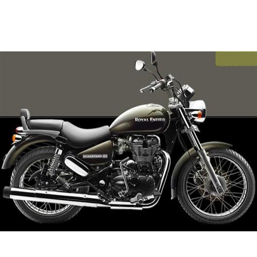 Royal Enfield Thunderbird 350 Colour Lightning