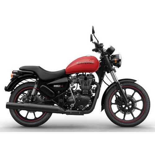 Thunderbird 350x Red Color