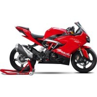 Apache Rr 310 Racing Red Color