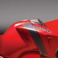Tvs Apache Rtr Colour Red