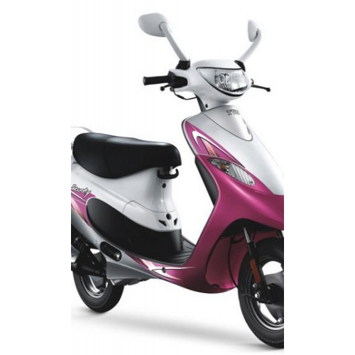 Scooty Pep Plus Colors 03