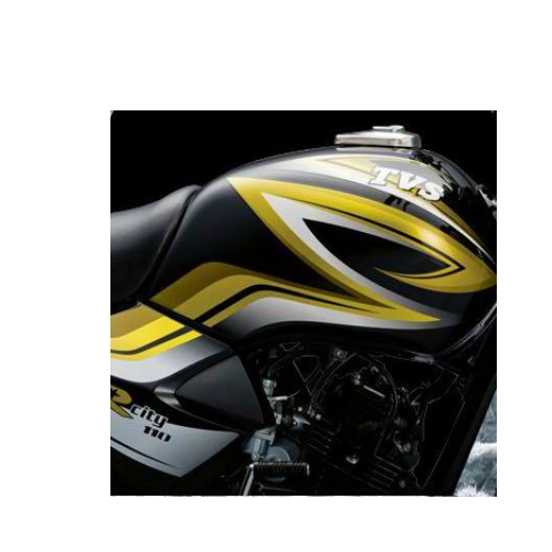 Tvs Star City Colour Black And Yellow