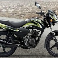 Tvs Star Sport Colour Electric Green