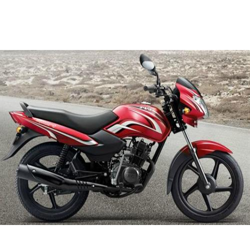Tvs Star Sport Colour Flaming Red