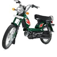 Tvs Xl Super Colour Green
