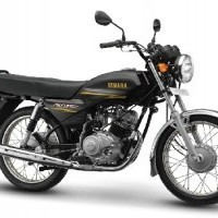Yamaha Crux Colour Black