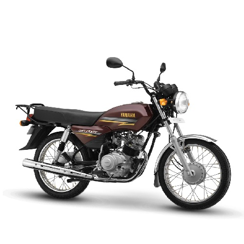 Yamaha Crux Colour Brown