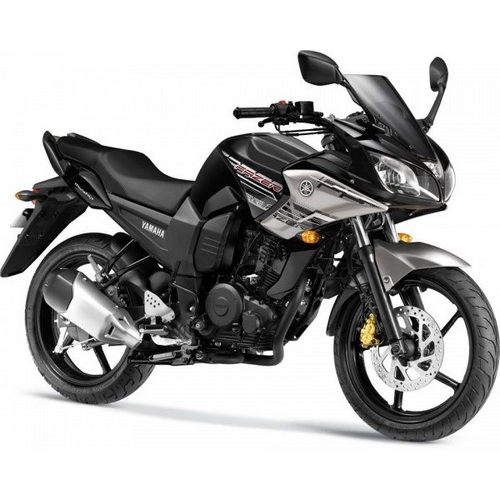 Yamaha Fazer Colour Wilderness Black