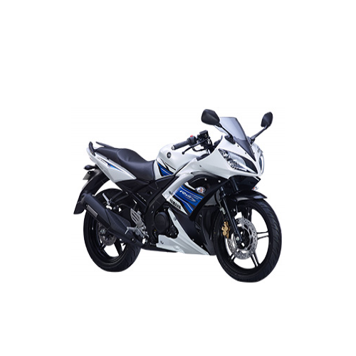 Yamaha R15s Color Track White