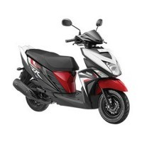 Yamaha Ray Zr Red Color