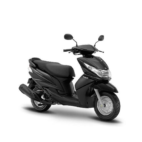 Yamaha Ray Colour Black