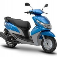Yamaha Ray Colour Blue