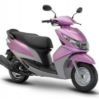 Yamaha Ray Colour Pink