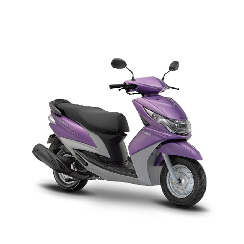 Yamaha Ray Colour Purple