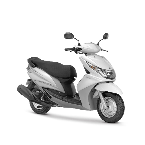 Yamaha Ray Colour White