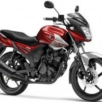 Yamaha Sz Rr Colour Red