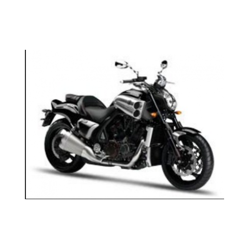 Honda Vmax Colour Black