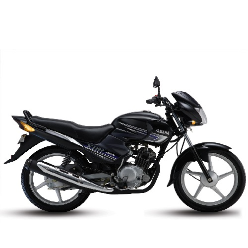 Yamaha Ybr125 Colour Black
