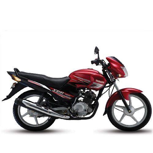 Yamaha Ybr125 Colour Red