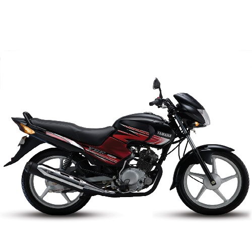 Yamaha Ybr125 Colour Red Black