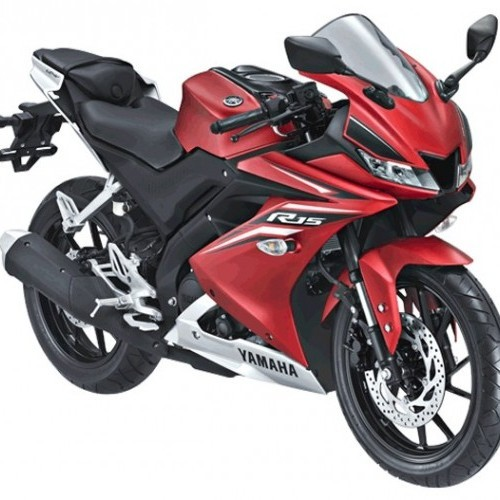 Yamaha R15 V3 2017 Color Red