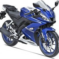 Yamaha R15 V3 Color Blue