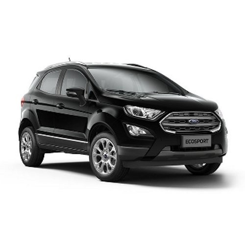 2017 Ecosport Absolute Black Color