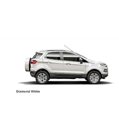 Ford Ecosport Color Images Diamond White